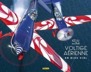 Voltige aérienne en bleu ciel - zéphyr - 9782361182663 -