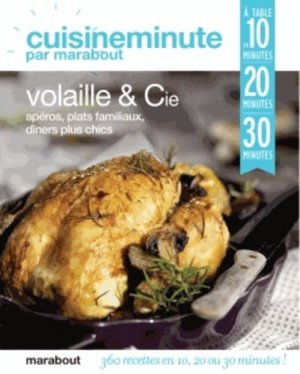 Volaille & Cie - Marabout - 9782501085205 -