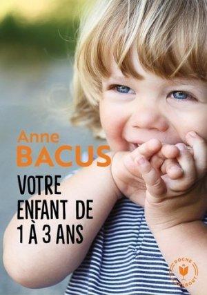 Votre enfant de 1 à 3 ans - marabout - 9782501135504 -