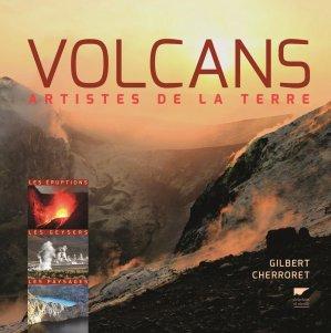 Volcans : artistes de la terre - delachaux et niestle - 9782603025741