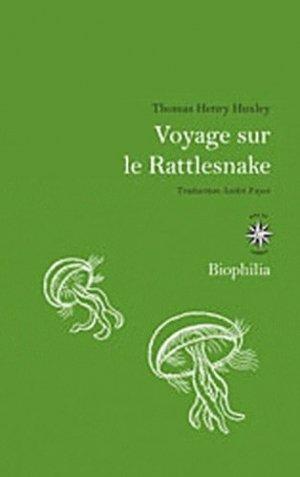 Voyage sur le Rattlesnake - corti - 9782714310804 -