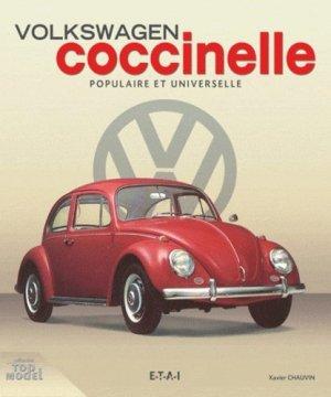 Volkswagen Coccinelle - etai - editions techniques pour l'automobile et l'industrie - 9782726895863 -