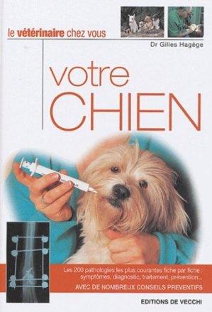 Votre chien - de vecchi - 9782732827575 -