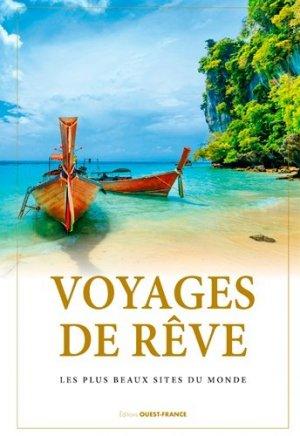 Voyages de reve - ouest-france - 9782737381874