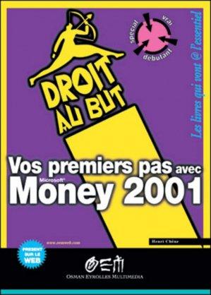 Vos premiers pas avec Money 2001 - osman eyrolles multimedia - 9782746403406 -