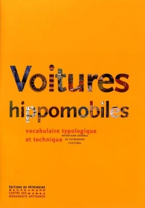 Voitures hippomobiles - du patrimoine - 9782757704486 -