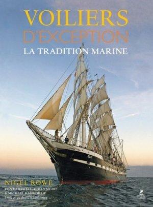 Voiliers d'exception. La tradition marine - Place des Victoires - 9782809912449 -