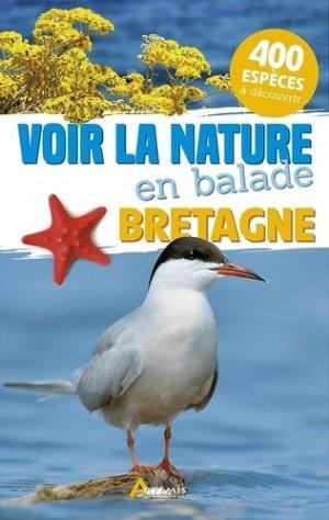 Voir la nature en balade Bretagne - Artémis - 9782816009057 -