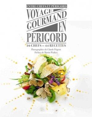 Voyage gourmand en Périgord - sud ouest - 9782817705828 -
