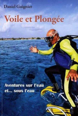 Voile et Plongée - ancre de marine - 9782841412334 -
