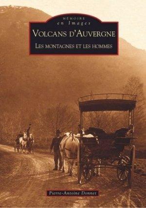Volcans d'Auvergne - alan sutton - 9782842539382 -