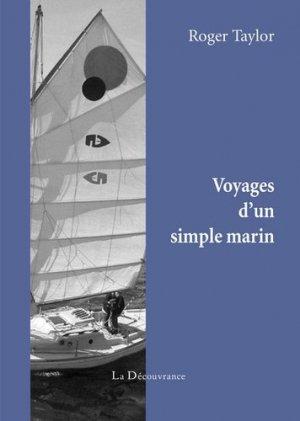 Voyages d'un simple marin - la decouvrance - 9782842657758 -
