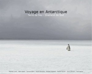 Voyage en Antarctique - le sablier - 9782843902673 -