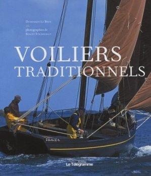 Voiliers traditionnels - Le Télégramme - 9782848332246 -