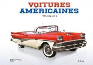 Voitures américaines - epa - 9782851208996 -