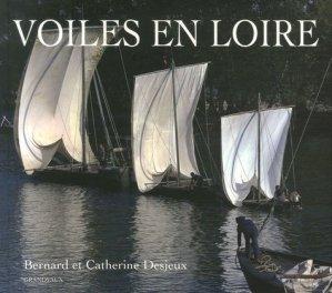 Voiles en Loire - Grandvaux - 9782909550510 -