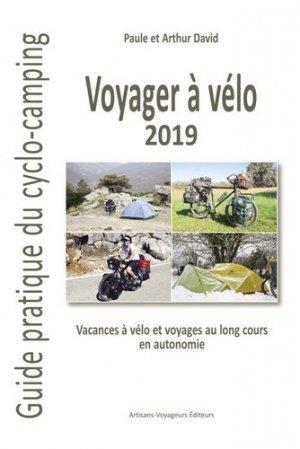 Voyager à vélo 2019 - artisans voyageurs - 9782916271958