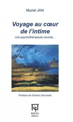 Voyage au coeur de l'intime - penta  - 9782917714270 -