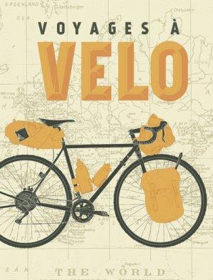 Voyage à vélo - aventura - 9782956759409