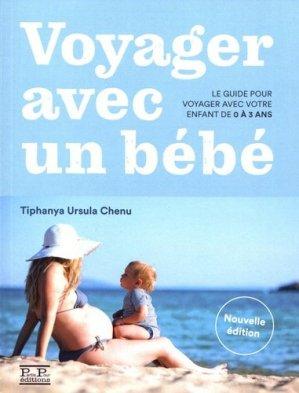 Voyager avec un bébé - partis pour ( éditions ) - 9782960200423 -
