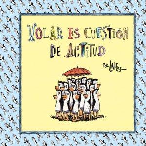 VOLAR ES CUESTION DE ACTITUD  - DEBOLSILLO - 9788466342261 -