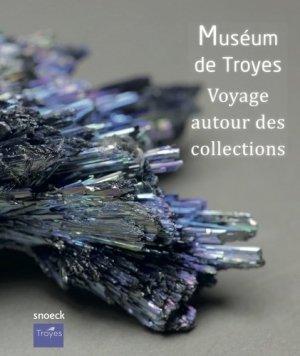 Voyage autour des collections - snoeck publishers - 9789461613714 -