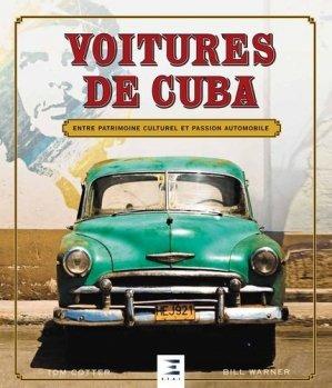 Voitures de Cuba - etai - editions techniques pour l'automobile et l'industrie - 9791028302009 -
