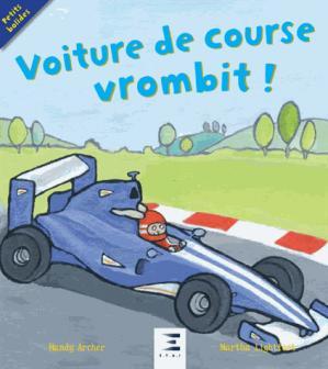 Voiture de course vrombit - etai - editions techniques pour l'automobile et l'industrie - 9791028302665 -