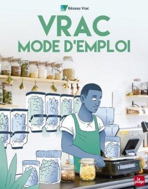 Vrac Mode d'emploi - La Plage - 9782842218225 -