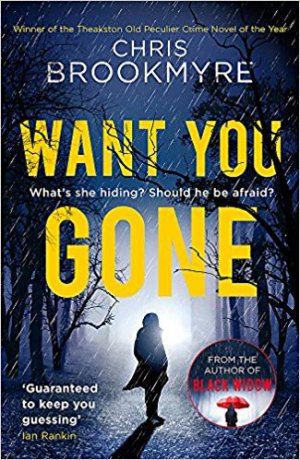Want You Gone - HACHETTE UK - 9780349141336