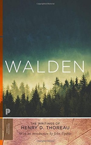 Walden - princeton university press editions - 9780691169347 -
