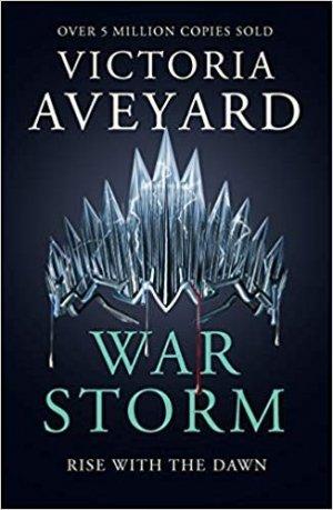 Red Queen Book 4: War Storm - orion - 9781409175995 -