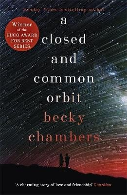 Wayfarers 2: A Closed and Common Orbit - hodder and stoughton - 9781473621473 -