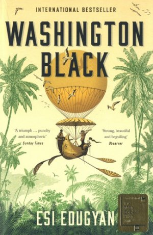 Washington Black - profile books - 9781846689604 -