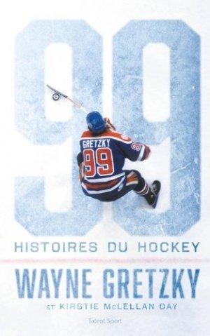 Wayne Gretzky. Mon Autobiographie - Talent sport - 9782378151386 -
