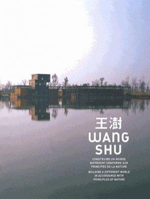 Wang Shu Construire un monde différent conforme aux principes de la nature - des cendres / cité de l'architecture et du patrimoine - 9782867422119 -
