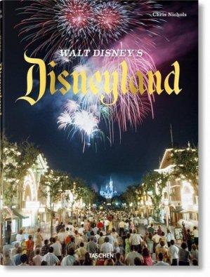Walt Disney's Disneyland - Taschen - 9783836563505 -