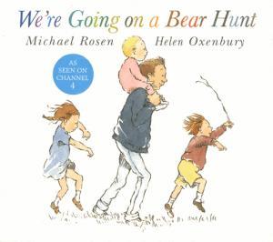 We're Going On A Bear Hunt - walker books - 9780744523232 -