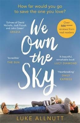 We Own the Sky - orion books - 9781409172284 -