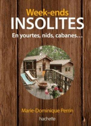 Week-ends insolites - Hachette Tourisme - 9782012453791 -