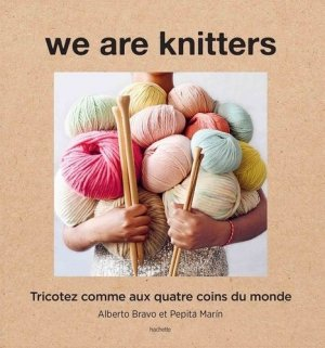 We are knitters - hachette - 9782019454067 -