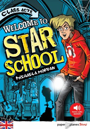 Welcome to Star School - Livre + mp3 - Didier - 9782278076246 -