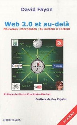 Web 2.0 et au-delà - Economica - 9782717858648 -