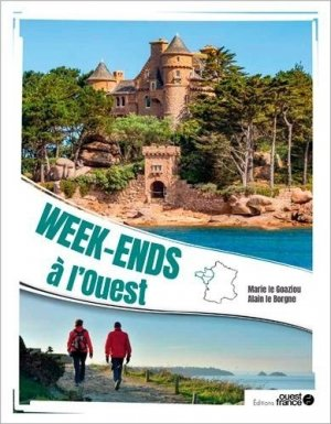 Week-ends à l'Ouest - Ouest-France - 9782737384820 -