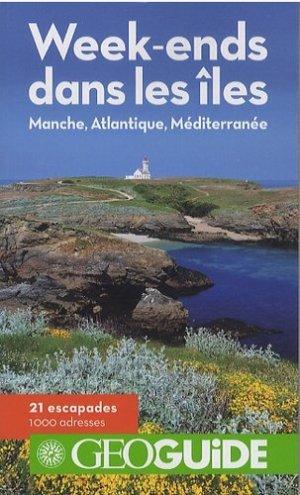 Week-ends dans les îles - Guides Gallimard - 9782742435784 -
