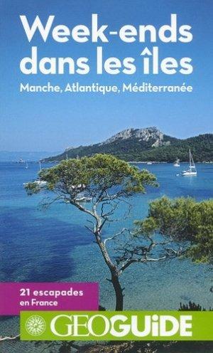 Week-ends dans les îles - Guides Gallimard - 9782742441891 -