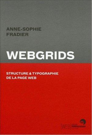 Webgrids - de l'atelier - 9782911220449 -