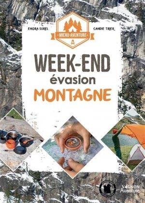 Week-end évasion montagne - vagnon - 9791027105663 -