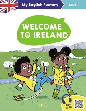 Welcome to Ireland - belin - 9791035809287 -