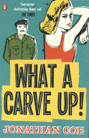 WHAT A CARVE UP  - penguin - 9780241967799